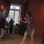 танцевально-музыкальная пауза - Екатерина Леонова и Наталья Гаврилова