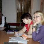 Карина Ибрагимова и Ольга Пашина