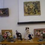 Куклы и панно Наталии Гумеровой