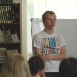 "дебютант ""Тропы"" Александр Возняк"