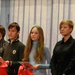 В числе дипломантов конкурса Ангелина Попова