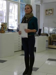 Ксения Петранцова
